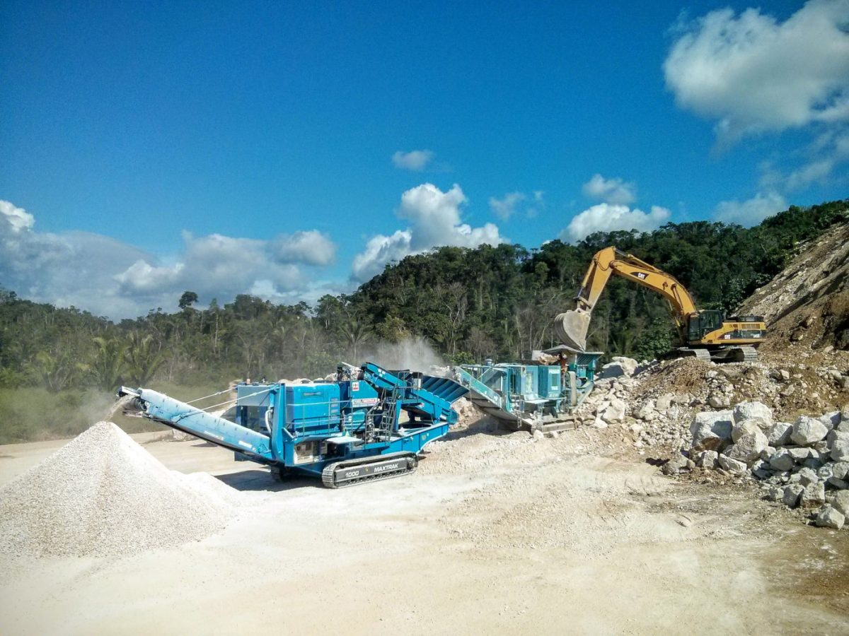 Mobile Jaw and Cone Crushers