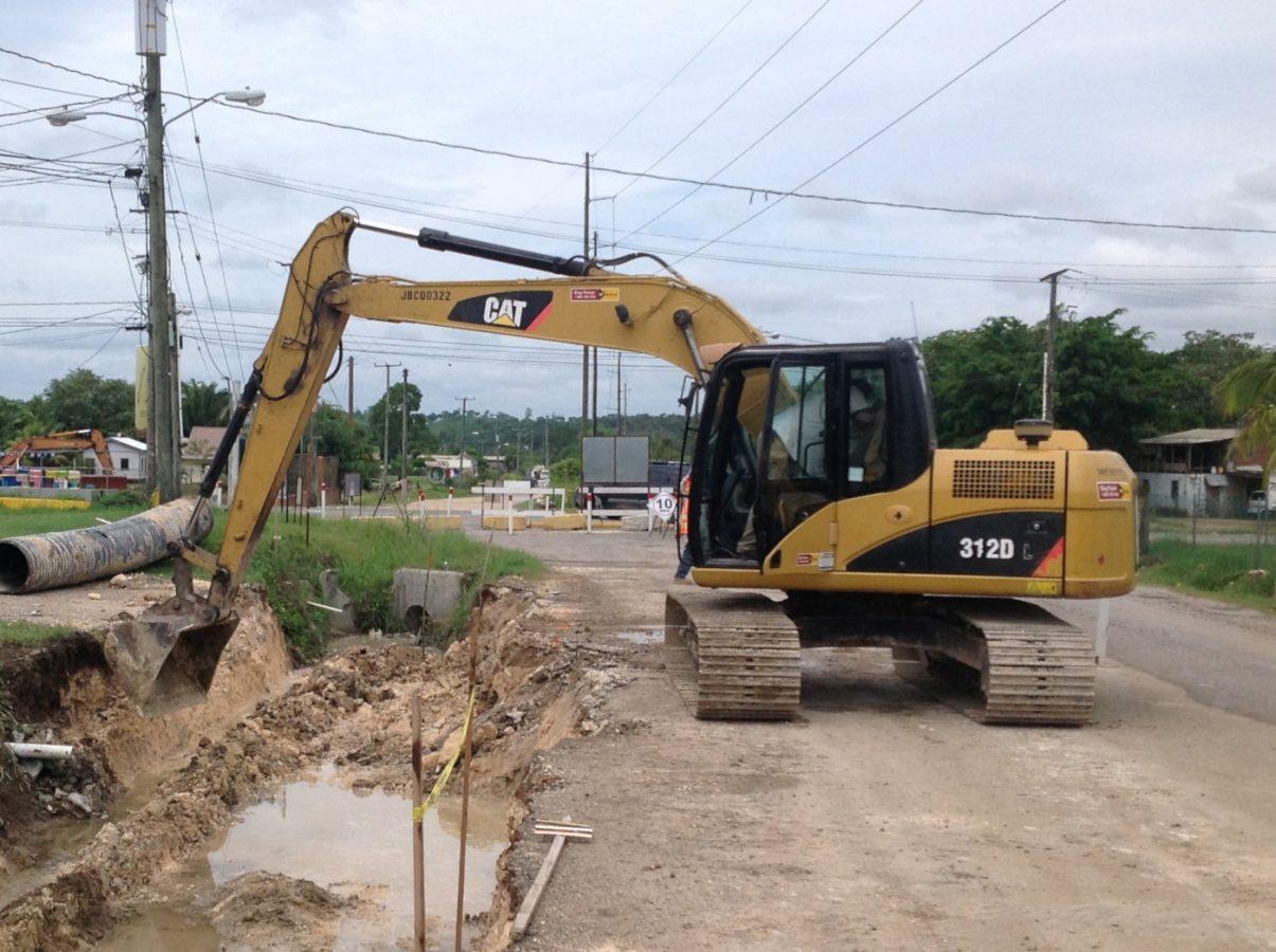 Caterpillar Excavator 312D