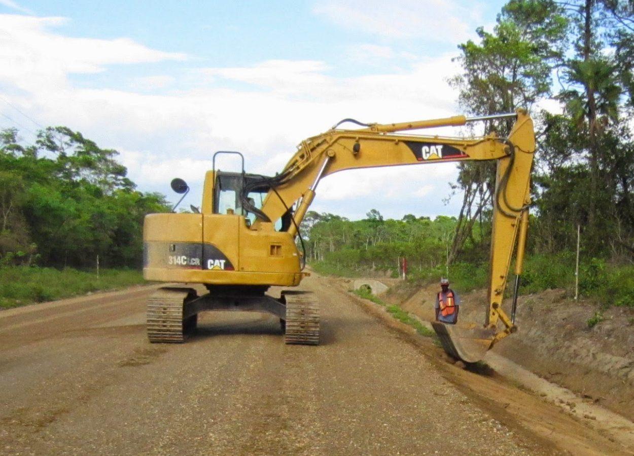 Caterpillar Excavator 314LCR