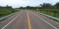 BRC Hopkins road upgrade paving