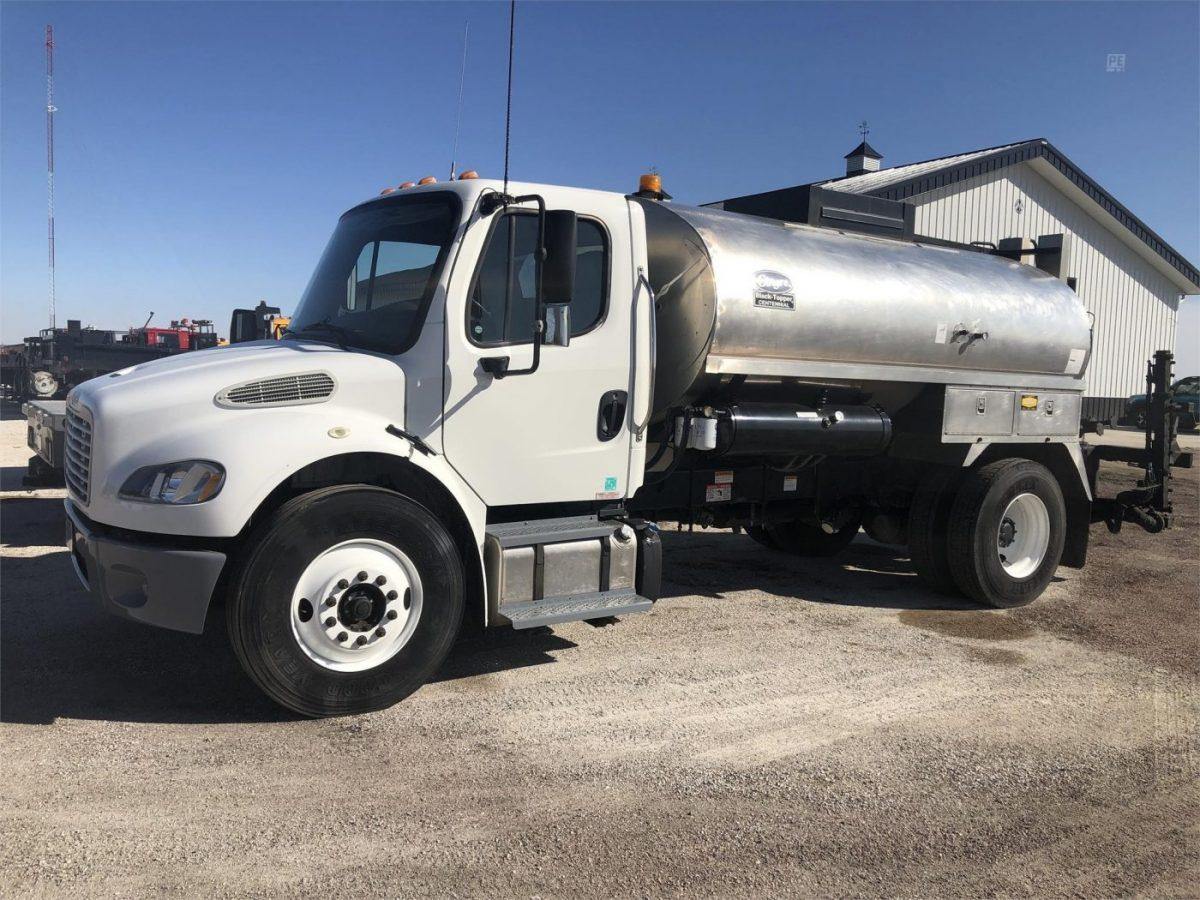 Bitumen Sprayer Truck