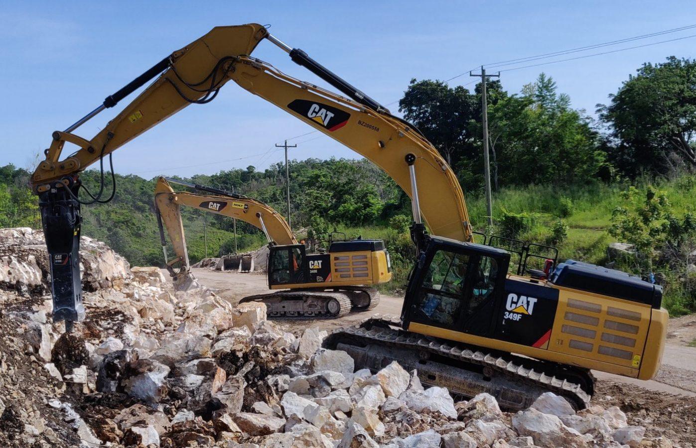 Excavators (10)